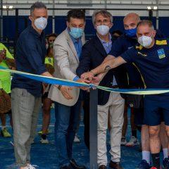 Terni, il Clt inaugura la 'Padel Arena' con tre campi coperti