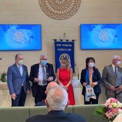 Il premio 'Rotary Umbria' ai primari delle intensive Covid
