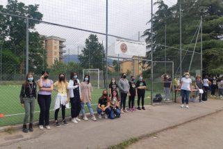 Istituto Marconi Terni: nuovo campo e tanto sport