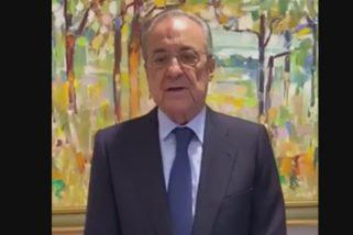 Anche Florentino Perez fa i complimenti alla Ternana di Lucarelli