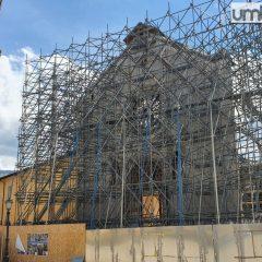 Norcia, c'è una data per la Basilica di San Benedetto
