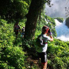 Bici, natura e bellezze umbre: spettacolo di successo
