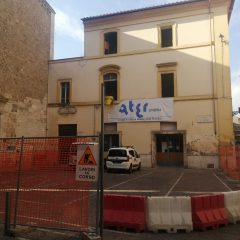 Terni, cantiere Ater all'ex convento: «Il Comune spieghi»