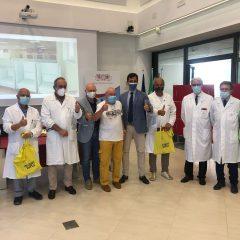 Perugia, una nuova sala d'aspetto per i malati di tumore