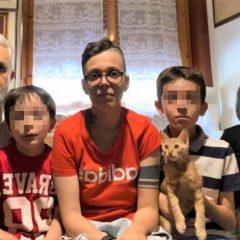 Terni, rogo Cardeto: l'appello per aiutare la famiglia Gualtieri