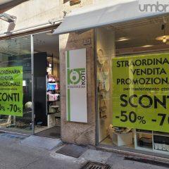 Terni, non si arresta la fuga di negozi dal centro cittadino
