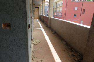 Quartiere San Lucio Terni, poco si muove. Restano topi e degrado