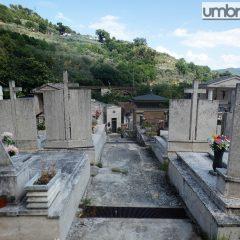Terni, cimitero Rocca San Zenone: «Degrado e abbandono»
