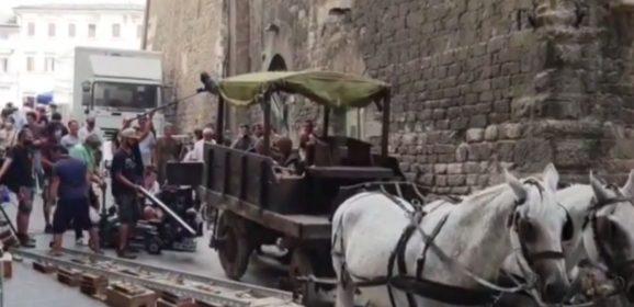 Ecco Pupi Avati: a Perugia per il film sulla vita di Dante