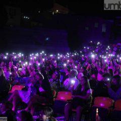 Il concerto di Sangiovanni a Terni – Le foto di Mirimao