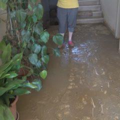 Dopo l'alluvione si teme l'arrivo degli 'sciacalli' nelle case