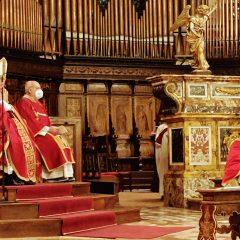 Perugia celebra San Lorenzo: le foto