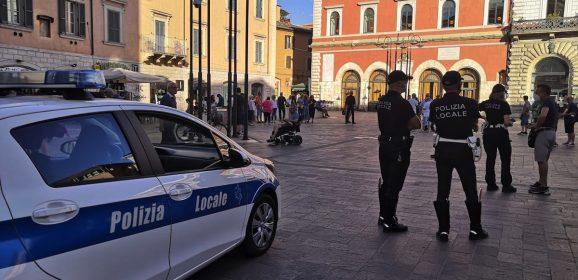 Terni, bando polizia Locale: 84 ammessi alla prova fisica