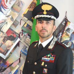Carabinieri Rieti, un ternano al comando del reparto operativo: Matteo Branchinelli