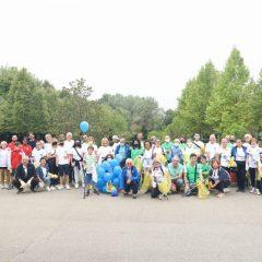 Lions Club Terni Host, la camminata ecologica fa il pieno