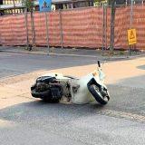 Terni, altro incidente fra via Piave e viale Brenta: ferito 22enne