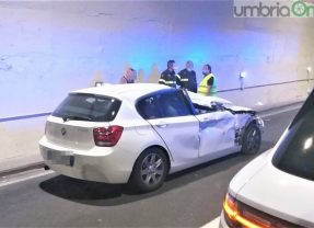 Rato senza pace: incidente in galleria e traffico nel caos