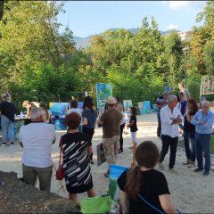 Terni, un fiume d'arte per 'Nera Nostrum'
