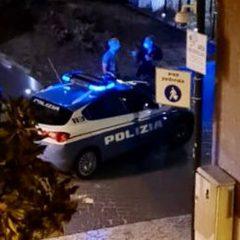 Terni, pugno in faccia in piazza San Francesco: interviene la polizia