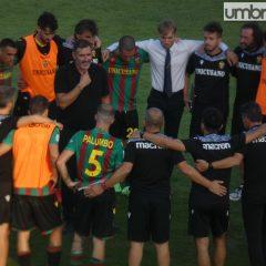 Ternana-Pisa 1-4, Lucarelli: «Colpa mia. C'è già paura»