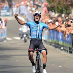 Ciclismo, a 15 anni vince la 'Coppa d'Oro': Tommaso Alunni trionfa in Valsugana