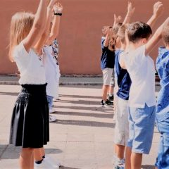 Amelia, gli alunni della 'Chierichini' protagonisti del video della polizia di Stato