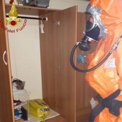 Gas killer delle guerre saltano fuori durante il trasloco: c'è la bonifica