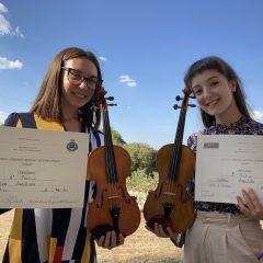 Due giovani ternane vincono concorso musicale internazionale