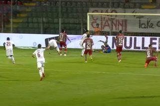 Cremonese-Perugia, Grifo fa tris in 10: il video della partita