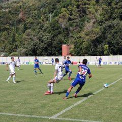 Ternana ko in Liguria contro la Sampdoria: 3-1, a segno Capone
