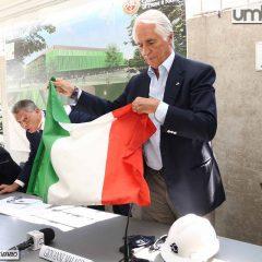 Nuovo stadio Ternana, 'pressing' da Malagò