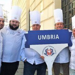 Cuochi ternani rappresentano l'Umbria alla 'Festa del cuoco' a Catanzaro
