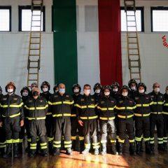 Per l'Umbria dieci nuovi vigili del fuoco: hanno giurato lunedì