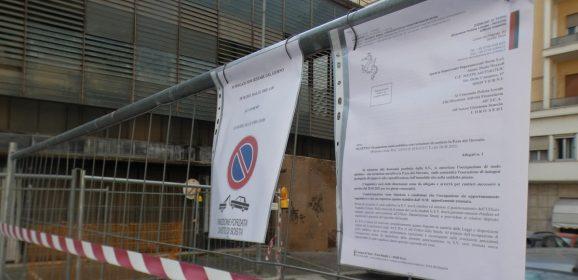 Ex mercato coperto Terni, nuove indagini: focus sull'esterno. Via le auto da mercoledì