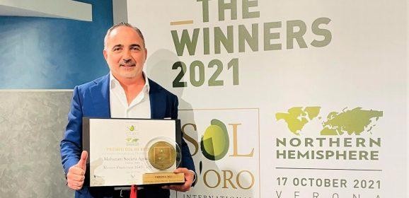 Stroncone, 'Messer Francesco – Selezione' fra gli oli top al mondo
