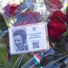 Anche a Terni 'Una rosa per Norma Cossetto'