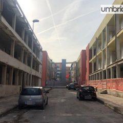 Terni: «Il quartiere San Valentino dimenticato da Dio e dall'uomo»